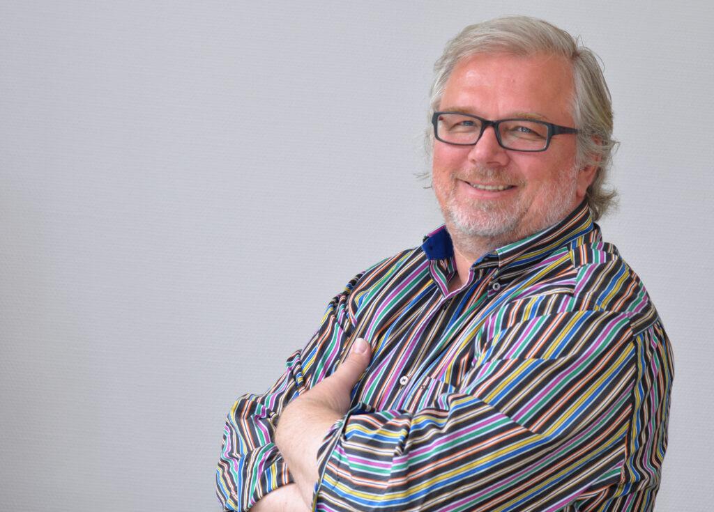Dipl.-Ing. Peter Joehnk, Gründer und Geschäftsführer