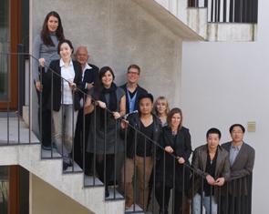 ISA Internationales Stadtbauatelier Gruppenfoto
