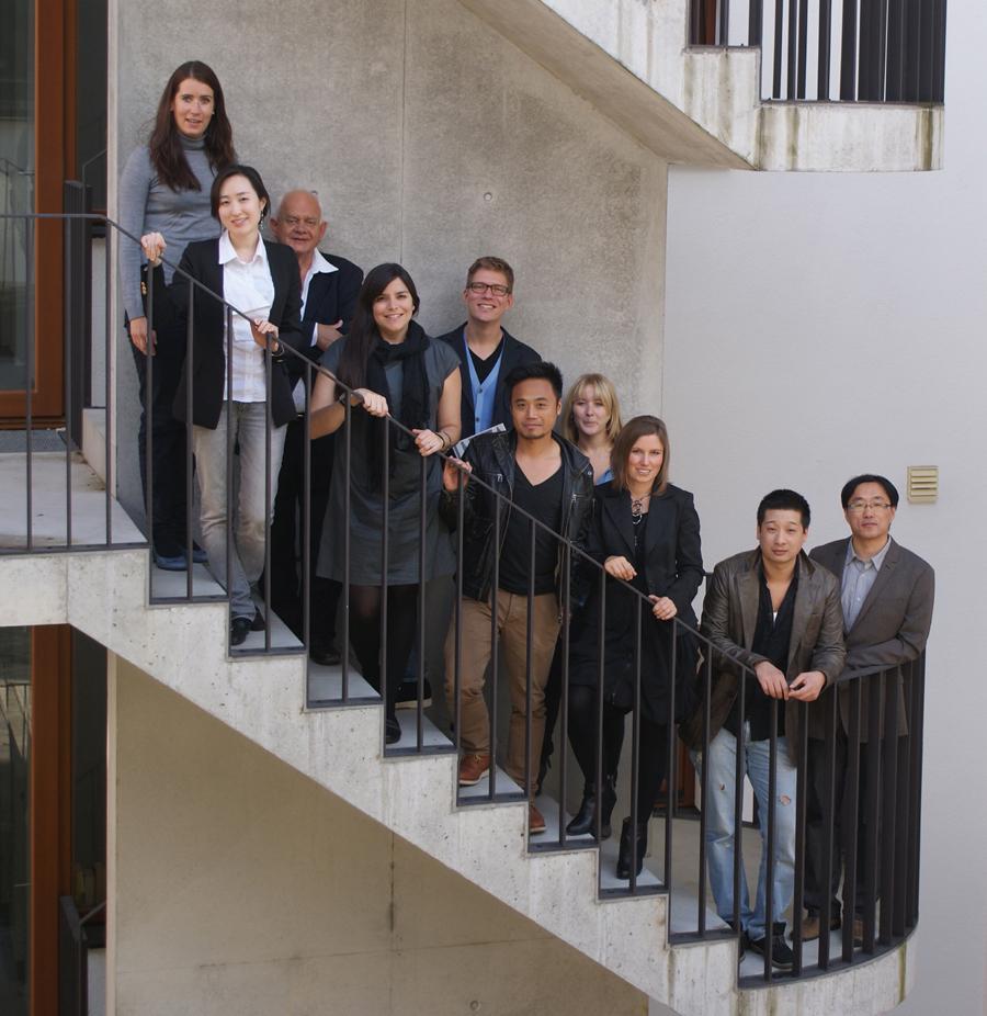 "NAX Report 01/15: Als NAX-Pate aktiv in China: Initiative ""Architektenkammer"""
