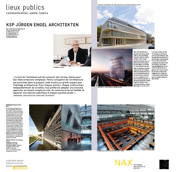 NAX Report 03/15: Nax Aktuell