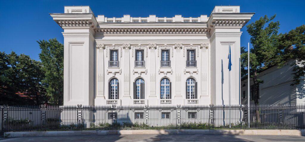 Deutsche Botschaft in Bukarest Dr. Krekeler Generalplaner GmbH