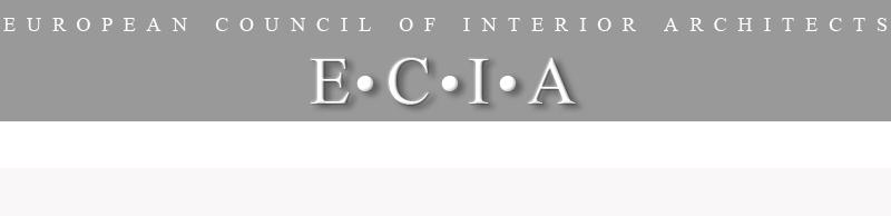 European Council of Interior Architects (ECIA)