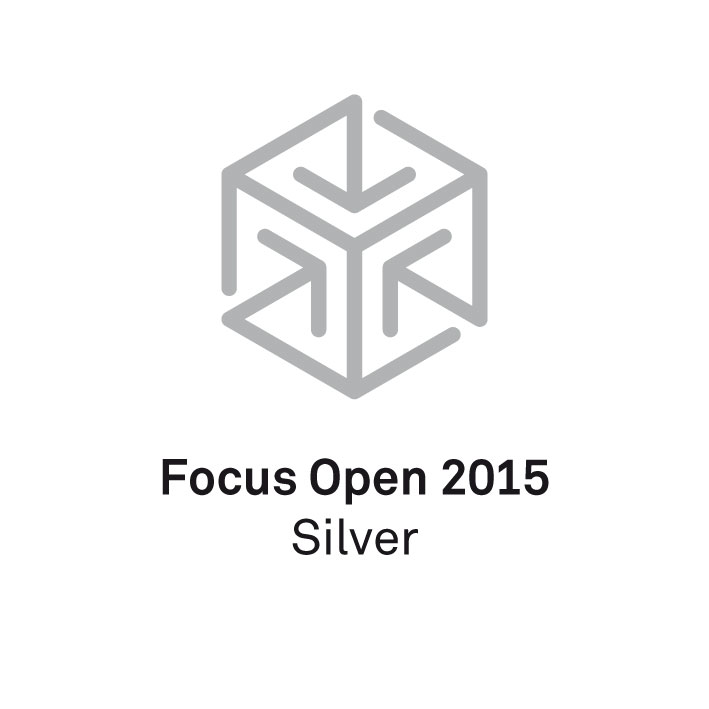 FocusOpen 2015 in Silber