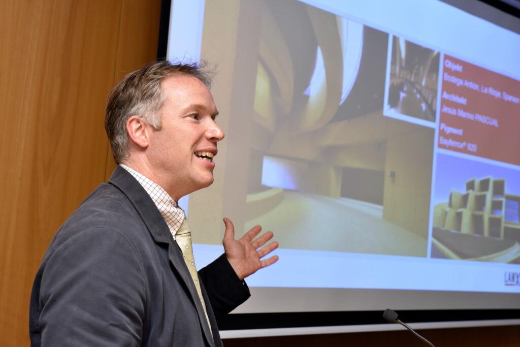 Oliver Fleschentraeger, LANXESS Deutschland GmbH