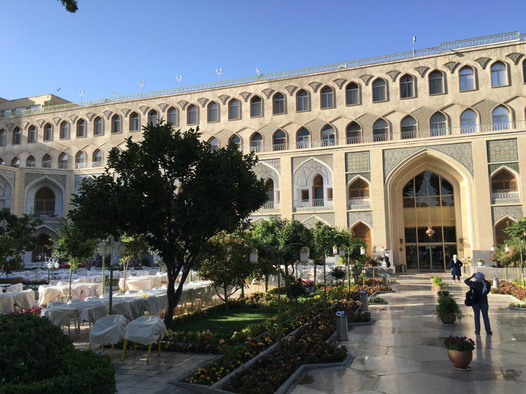 Hotel Abbasi in Isfahan