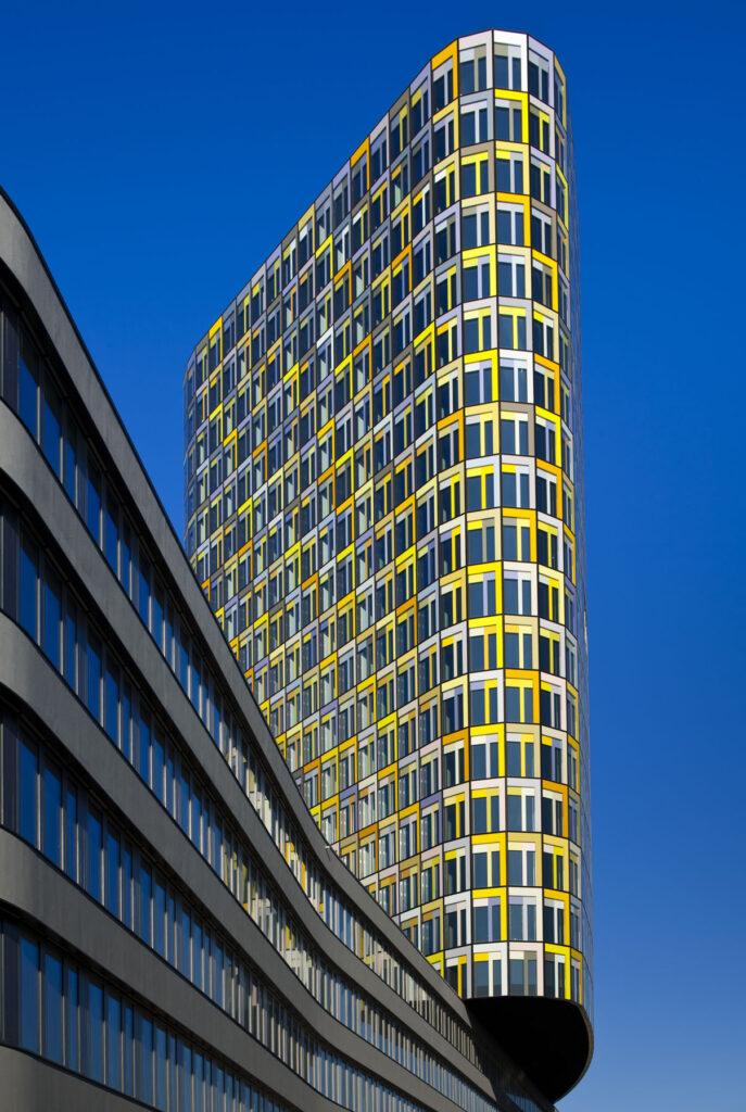ipasol neutral 70/39 Sonnenschutzglas, ADAC Headquarter in München