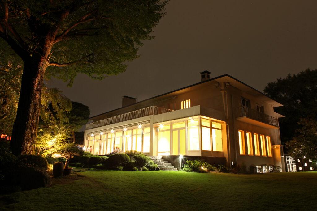 Deutsche Botschaft Tokio, Residenz