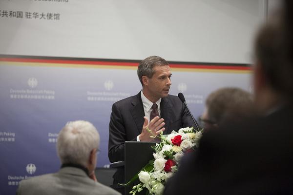 Botschafter Michael Clauß