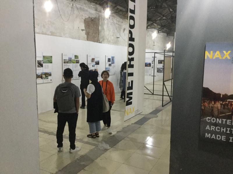 Ausstellung CONTEMPORARY ARCHITECTURE. MADE IN GERMANY auf der Beijing Design Week