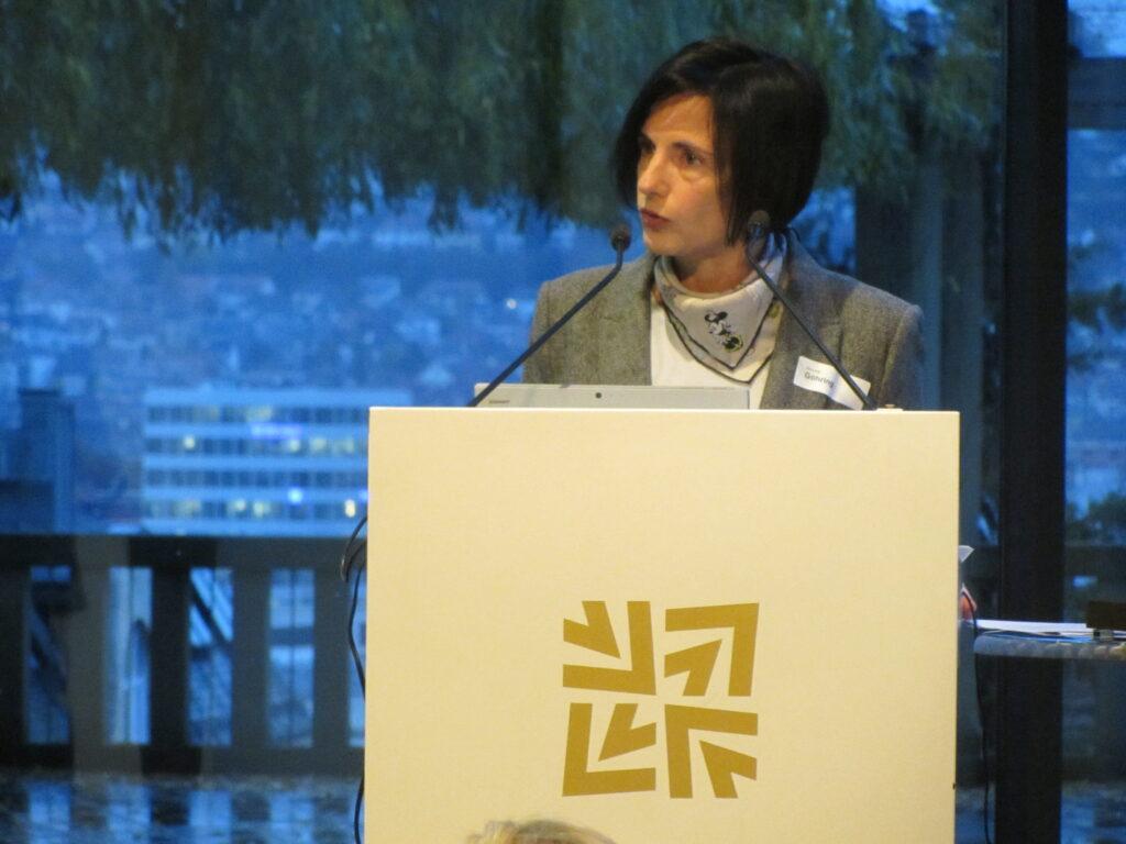 Simone Göhring, Länderreferentin Naher Osten und Afrika im Wirtschaftsministerium Baden-Württemberg