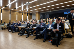 NAX-Kongress an der Tsinghua Universität in Peking