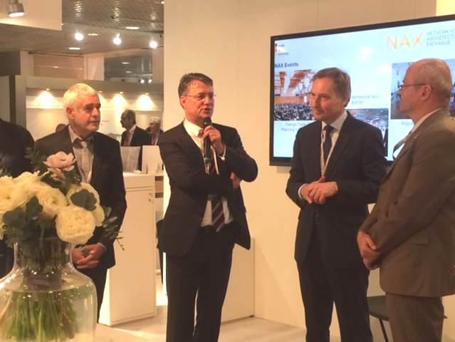 MIPIM 2017, German Pavilion: Eröffnung