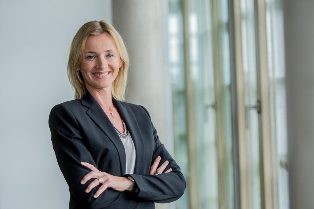 Gabriele Seitz, Leiterin des Referats Digitalisierung der BAK