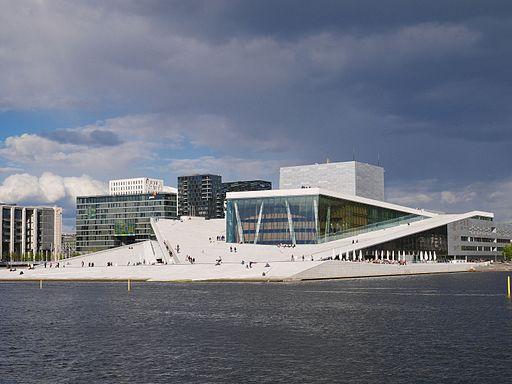 Neues Opernhaus Oslo