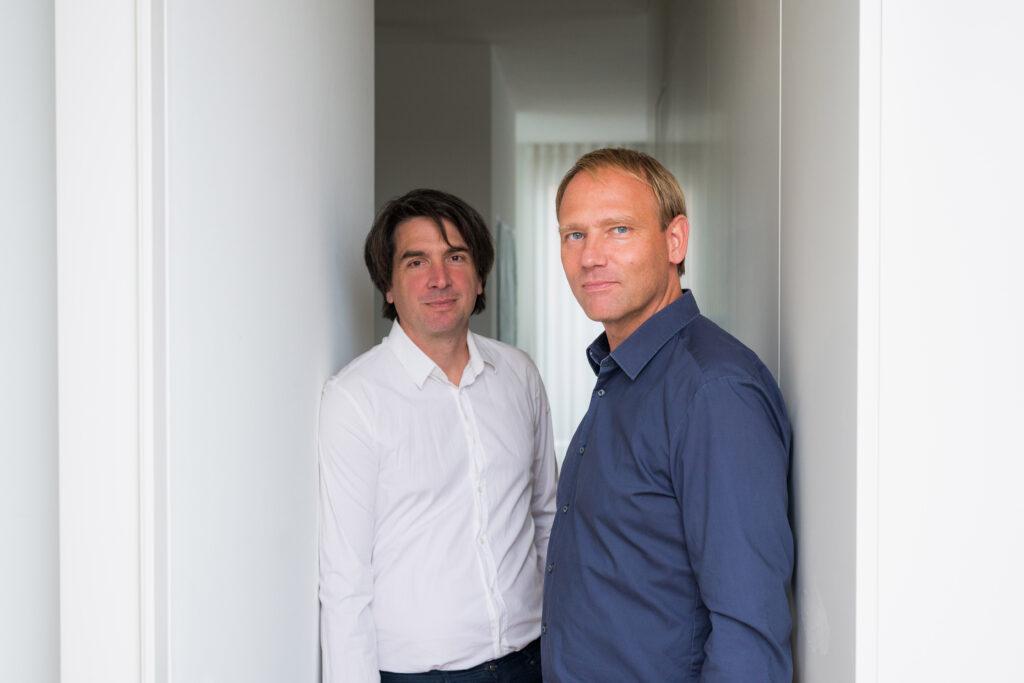 Chrstian Roth (links) und Sascha Zander