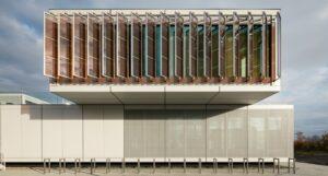 Merck, Modular Innovation Center, Darmstadt, Germany