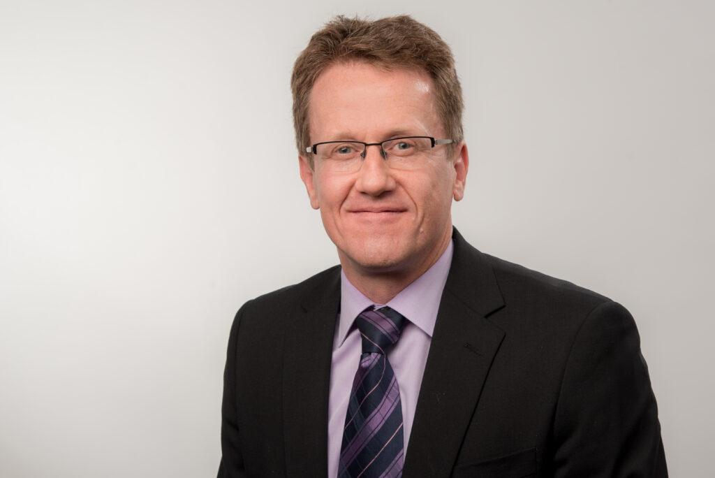 Martin Wiekert, Bereichsleiter EU/EFTA bei der GTAI