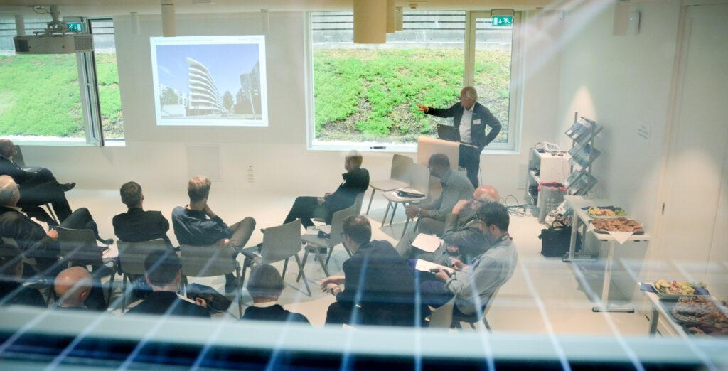 """Workshops """"Planen, Bauen, Kooperationen - Zusammenarbeit zwischen deutschen und norwegischen Planern und Architekten"""""""
