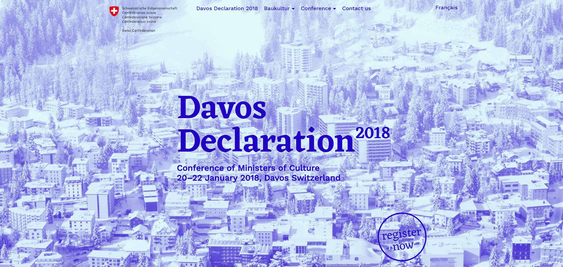 NAX Report 01/18: Baukultur wird international anerkannter Begriff
