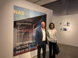 Ausstellung CONTEMPORARY ARCHITECTURE. MADE IN GERMANY auf der Tianjin International Design Week