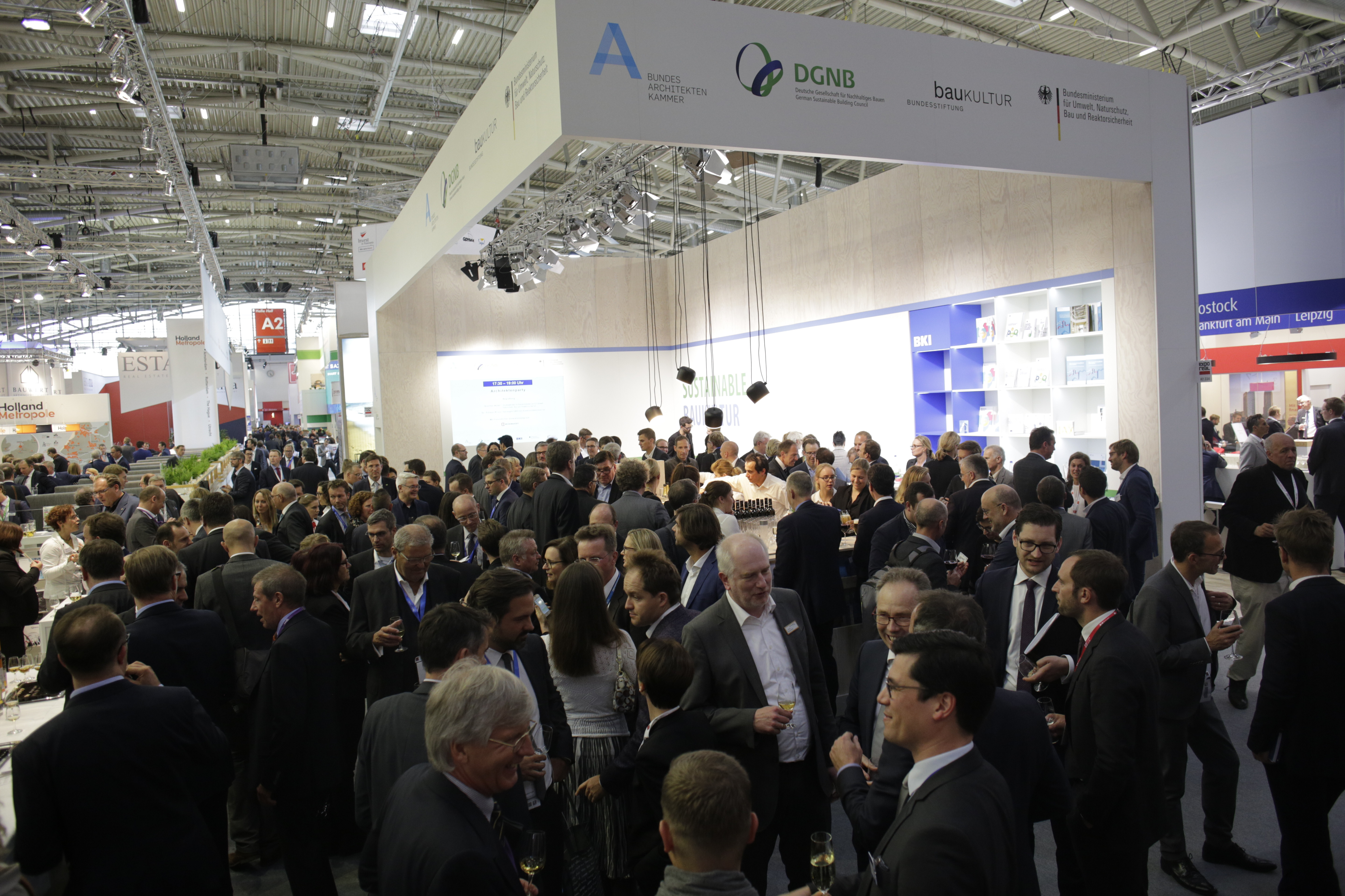 Save the Date Expo Real