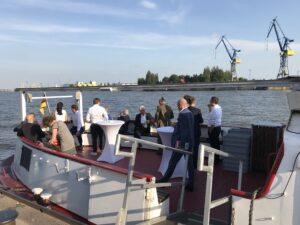 NAX-Patentreffen in Hamburg