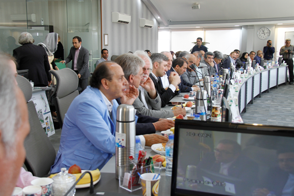 GREEN IRAN – Delegationsreise und Workshop in Iran