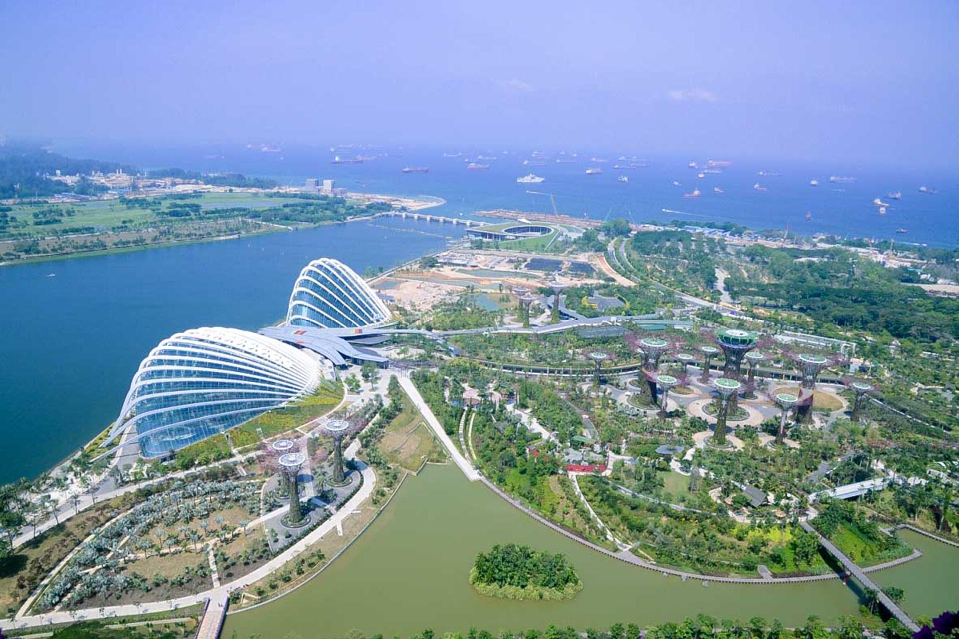 Sicheres Planen in Singapur