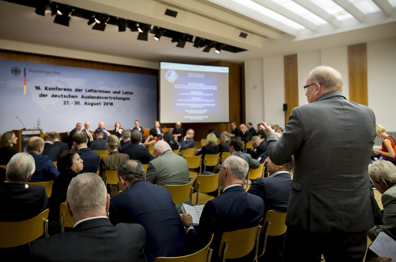 Wirtschaftstag der Botschafterkonferenz (BoKo-Wita)