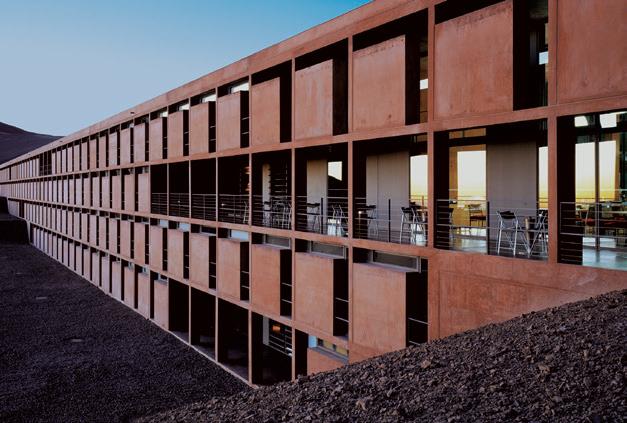 COLORED CONCRETE WORKS® – einzigartige Architektur mit eingefärbtem Beton