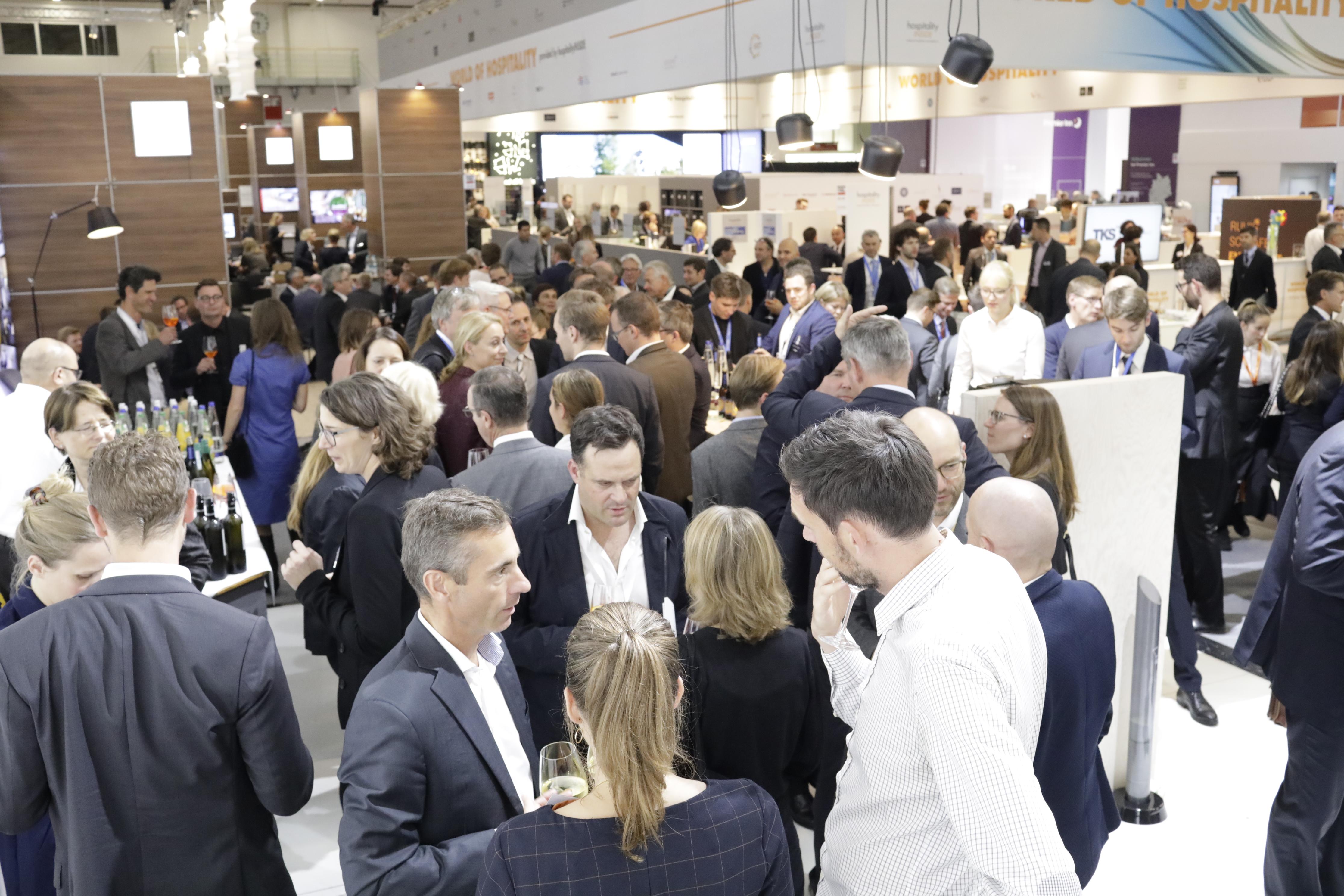 International Architects' Reception und NAX-Treffen auf der EXPO REAL