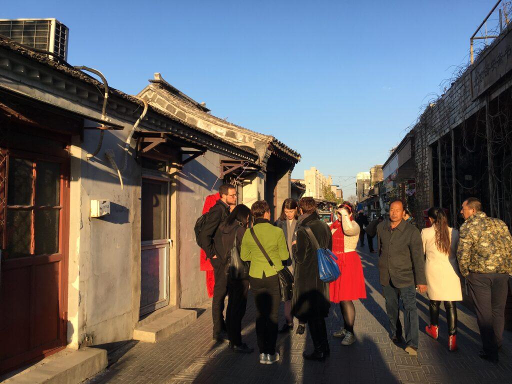 NAX Went China II: Walk Beijing
