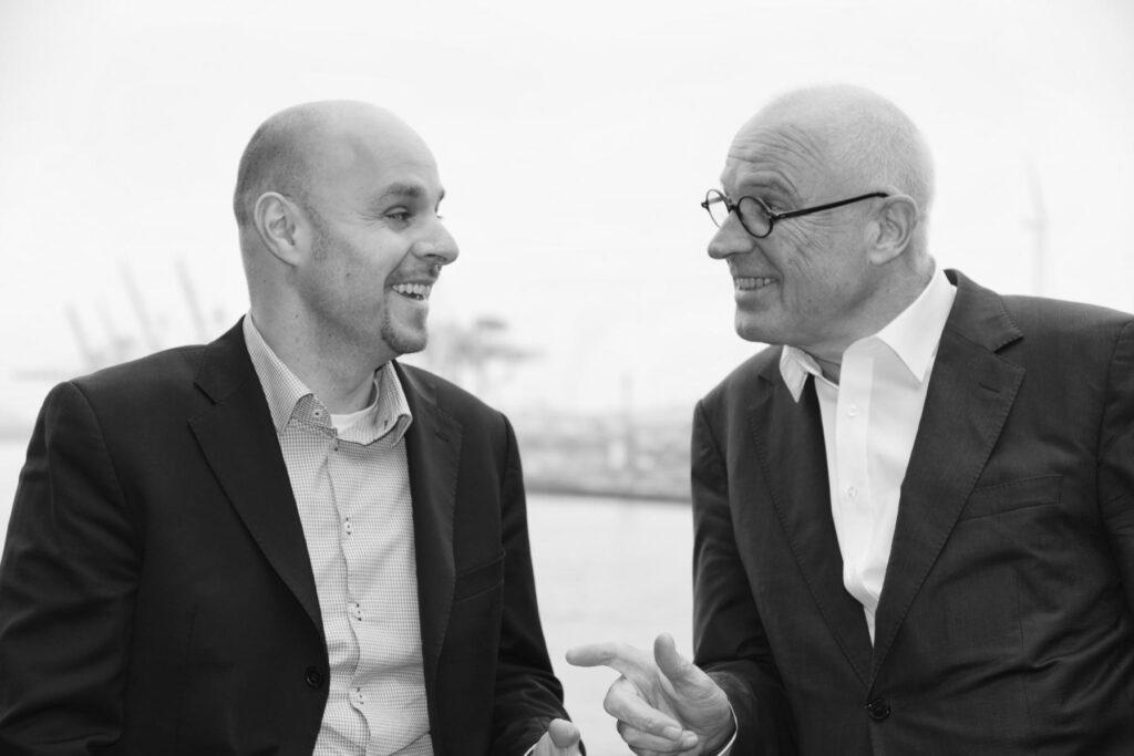 Geschäftsführer: Frank Buken, Dipl.-Ing. Architekt und Alf M. Prasch, Dipl.-Ing. Architekt