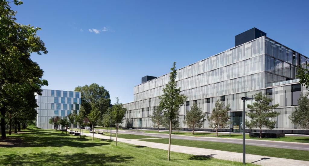 KFJ Spital Wien, Nickl und Partner Architekten