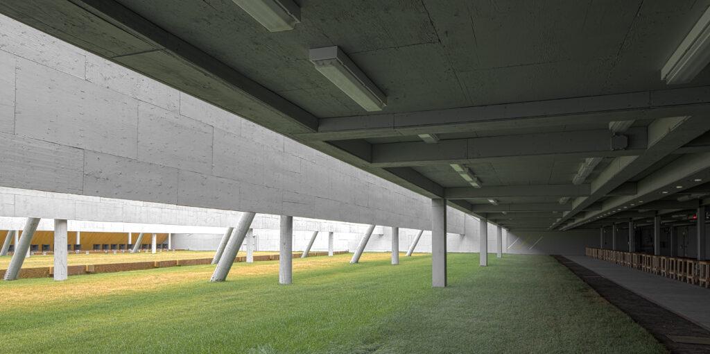 Schießanlage in Toronto, Kanada, magma architecture