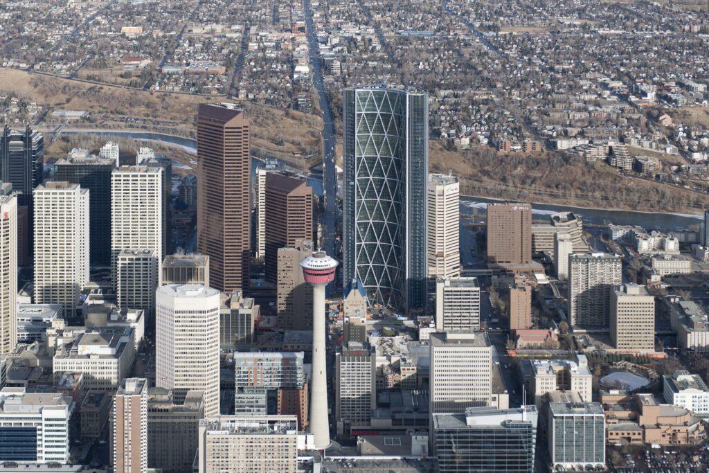 The Bow, Calgary, Canada