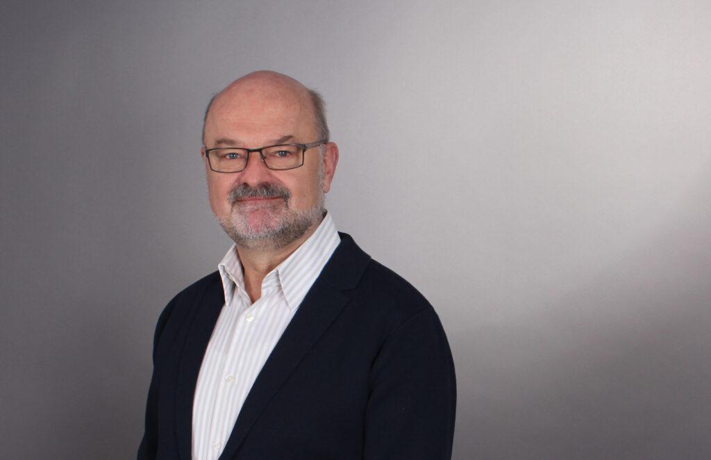 Thomas Hübener, Architekt und Managing Direktor Zeidler Partnership Berlin