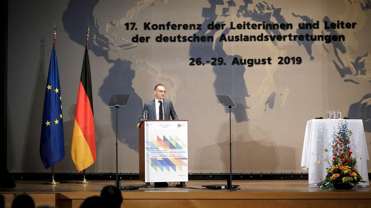 Deutsche Botschafter geben Wirtschafts-Updates ihrer Länder