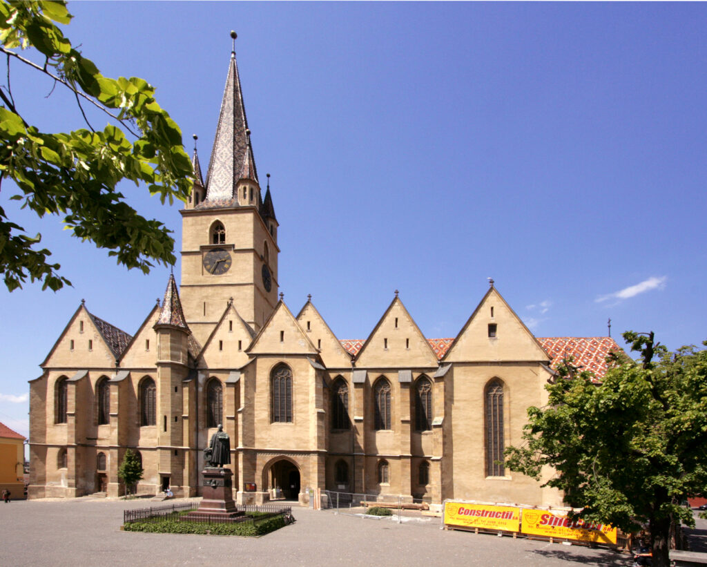 Stadtpfarrkirche Hermannstadt
