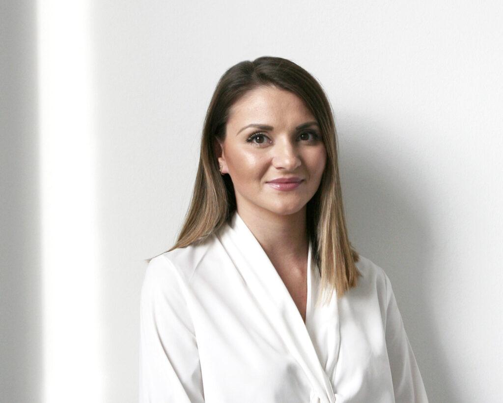 Elena Georgieva, Projektleiterin bei KSP Jürgen Engel Architekten