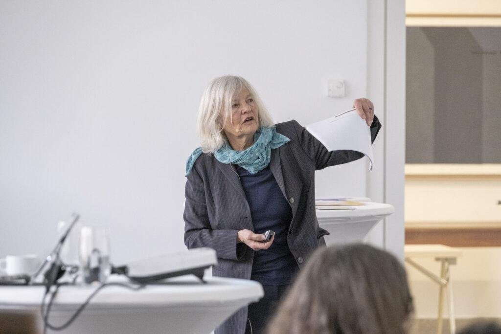Dr. Antje Flade, promovierte Diplom-Psychologin