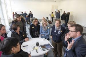 """NAX-Fortbildungsveranstaltung """"Psychologie + Zeichen: Architektur neu wahrnehmen""""  in Dortmund"""