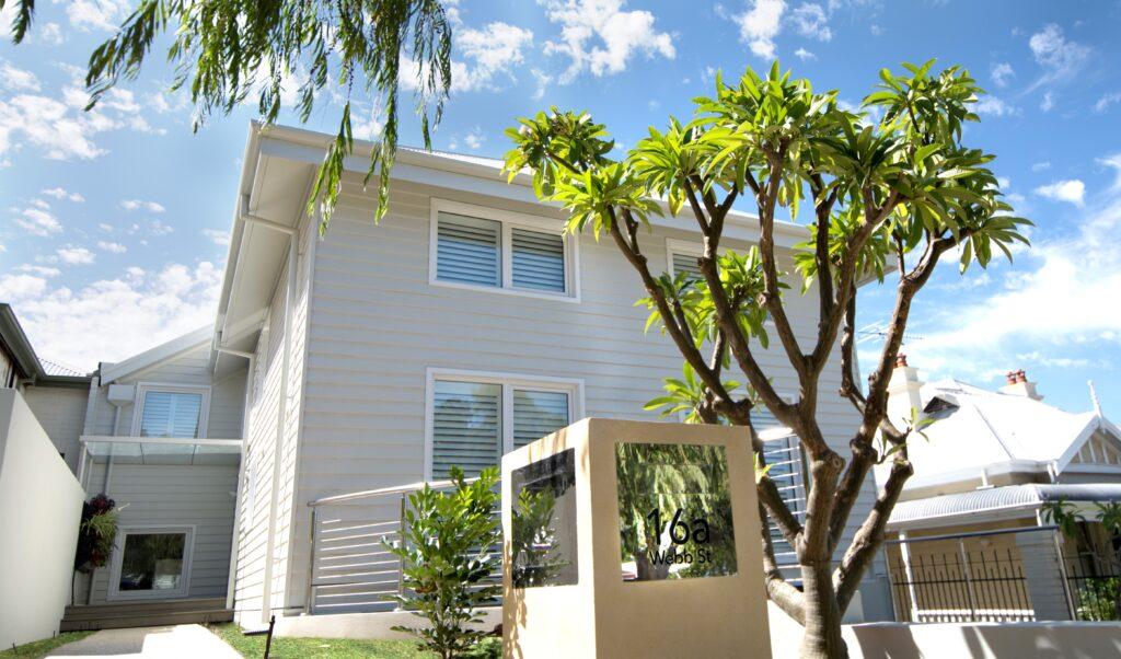 Passivhaus-Projekt in Perth: Cottesloe House