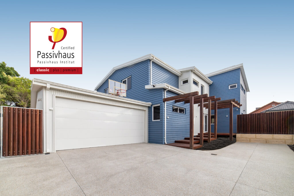 Passivhaus-Projekt in Perth: North Beach House