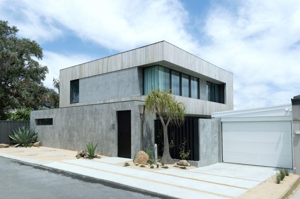 Passivhaus-Projekt in Perth: Scarborough House