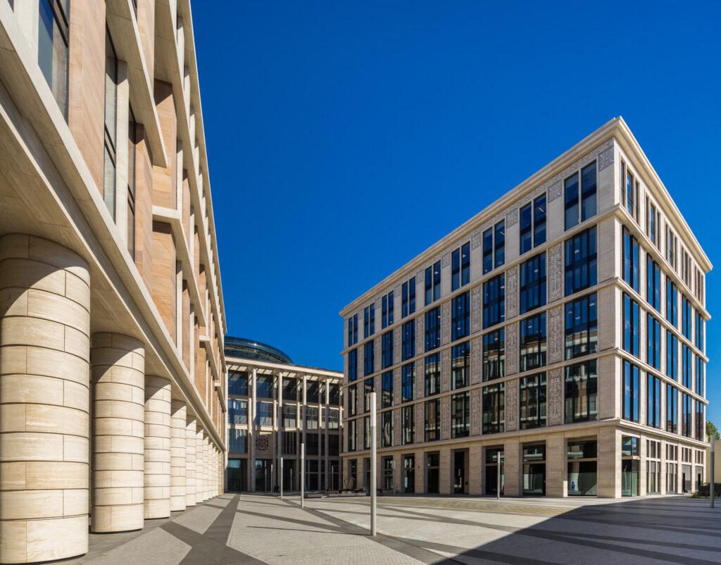 TCHOBAN VOSS Architekten Projekt Newski Rathaus, Sankt Petersburg, RF