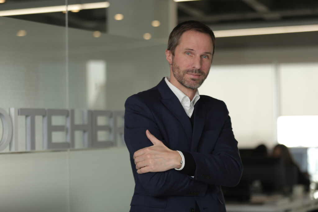 Christoph Woop, Büroleiter Teheran