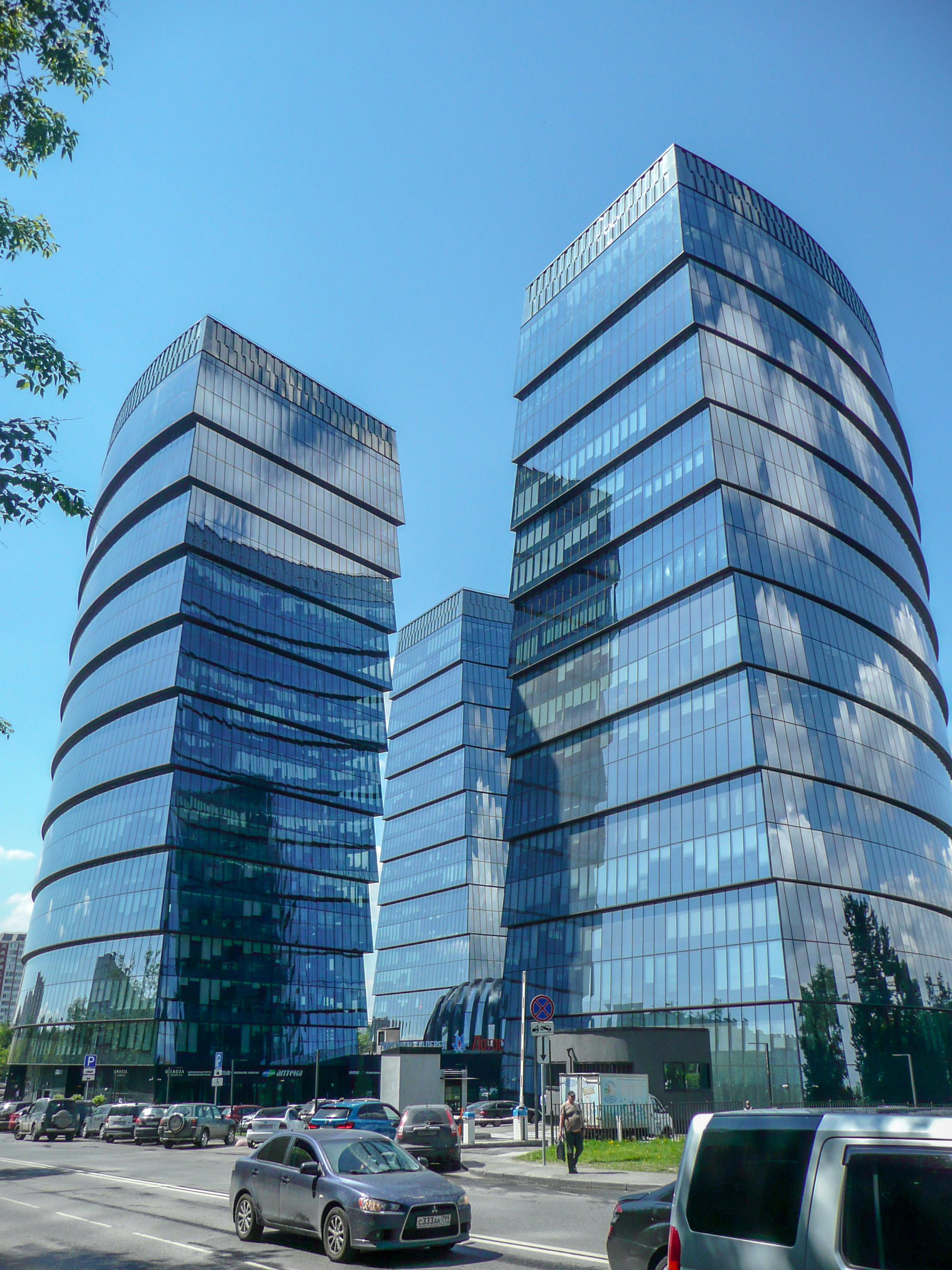 Federation Tower, Moskau