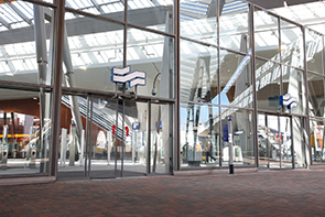 Bahnhof Bijlmer Arena, Amsterdam