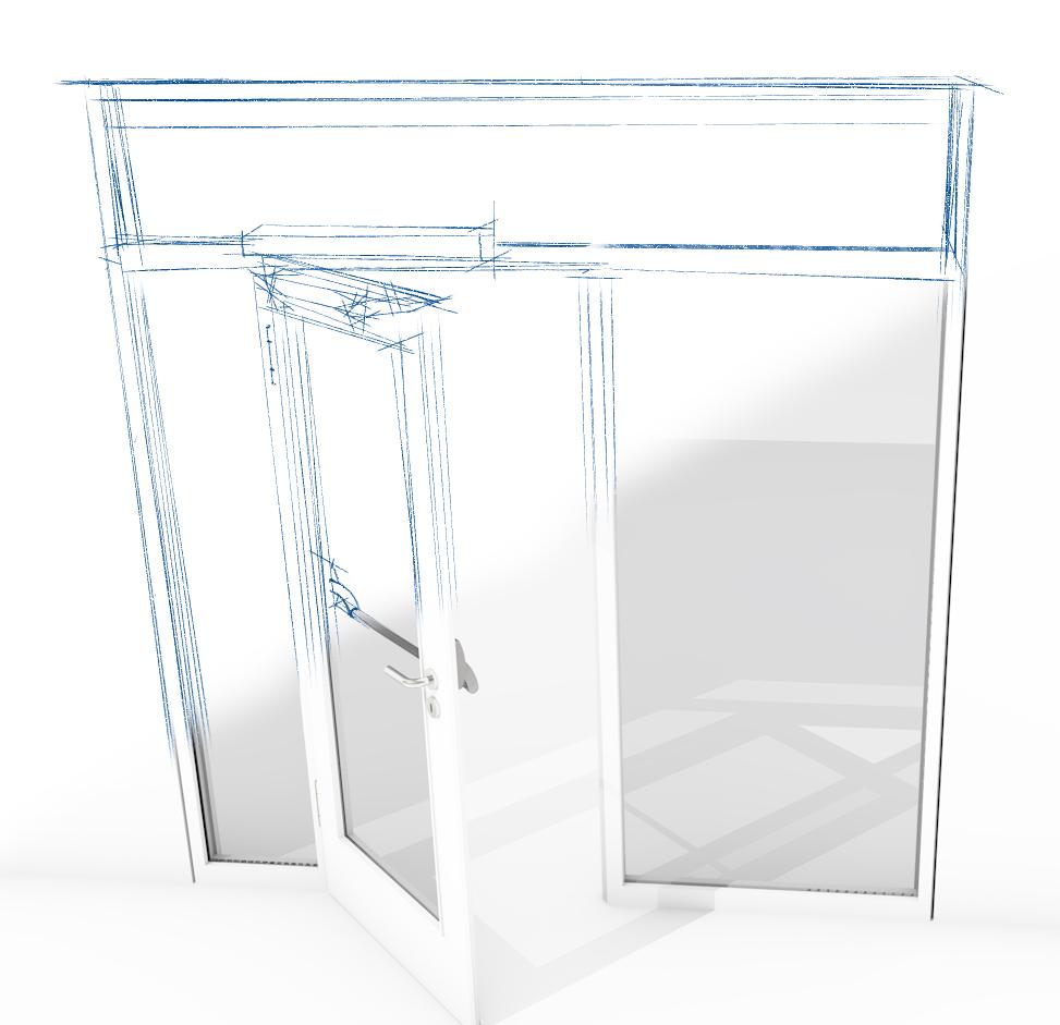 BIM Objekte: Mehr Planungssicherheit bei der kompletten Türenplanung